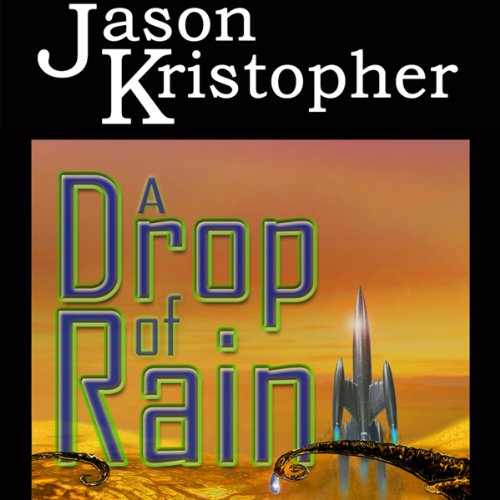A Drop of Rain audiobook cover art