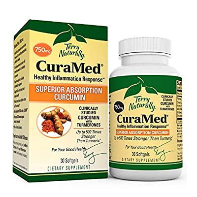 Terry Naturally CuraMed 750 mg by