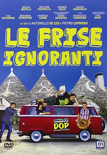 Le Frise Ignoranti [Italia] [DVD]