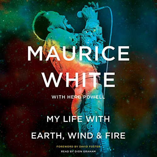 My Life with Earth, Wind & Fire audiobook cover art