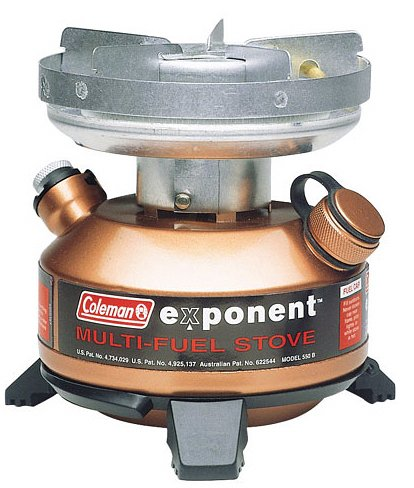 Coleman-Exponent-MultiFuel-Stove