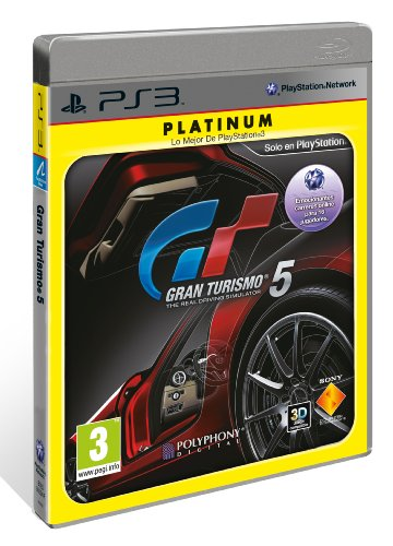 Preisvergleich Produktbild Gran Turismo 5 -Platinum- [Spanisch Import]