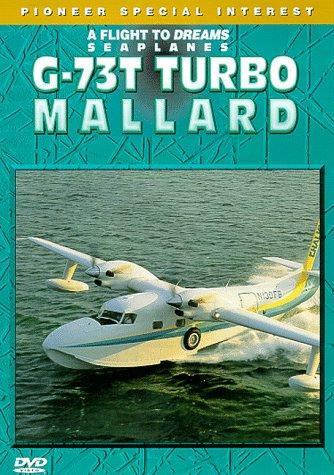 Seaplanes: G-73T Turbo Mallard