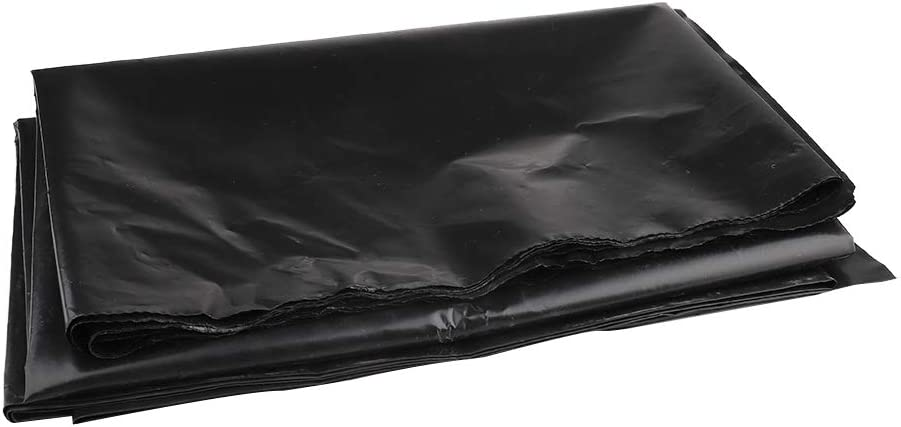 WYI Black Pond Liner HDPE Sales results No. 1 for Small Fis Ponds Skins sold out