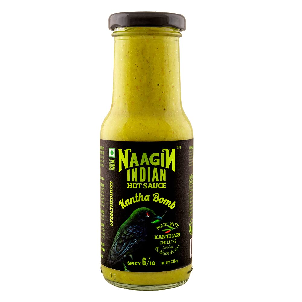 NAAGIN Indian Hot Sauce Max 54% OFF – Birds 8.11 Max 58% OFF oz 230g Eye Bomb