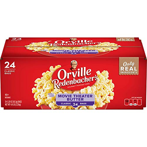 Our #3 Pick is the Orville Redenbacher's Movie Theater Butter
