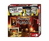 Noris 606101617 Escape Room Erweiterung Murder Mystery - Familien und Gesellschaftsspiel für Erwachsene - Nur mit dem Chrono Decoder spielbar - ab 16 Jahren