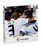 Safta - Real Madrid Carpeta  Cuarto 4 Anillas