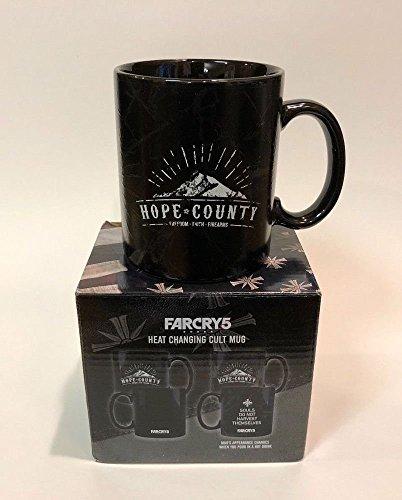 Far Cry 5 Limited Heat Changing Cult Mug