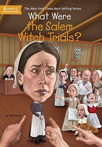 What Were the Salem Witch Trials? (What Was?) (English Edition)