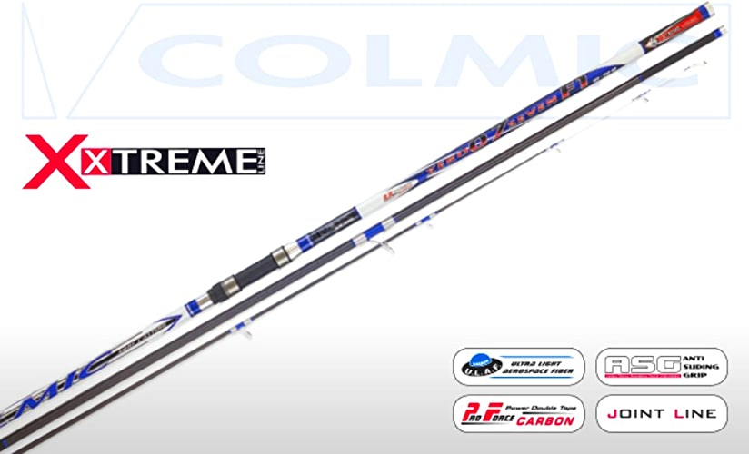 Colmic - Canne Zero Seven F1 Modèle  4.30M   100 - 250