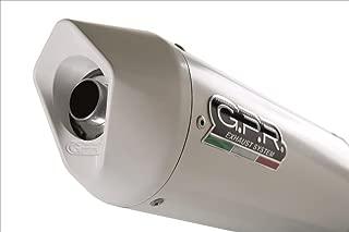 GPR H.245. Alb Honda x-adv 7502016/18Euro 4homologado Slip-On sistema de escape