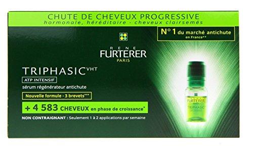 Rene Furterer Antiqueda Triphasic 8 Ampolas