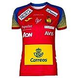 JOMA SPORT 1ª Camiseta Oficial de la Selección Española de Balonmano para Mujer (XXS)