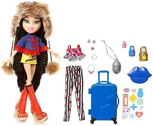 Bratz Study Abroad Doll- Jade to Russia by Bratz