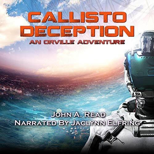『Callisto Deception』のカバーアート