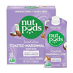 NutPods Toasted Marshmallow Dairy Free Creamer