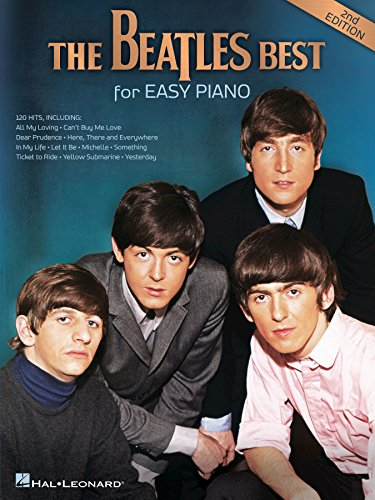 The Beatles Best: for Easy Piano