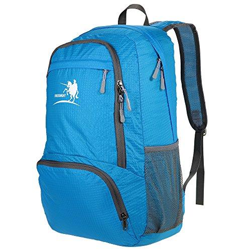 Docooler Ultraleggero Zaini da Escursionismo 35L Confezione Sacca per la Corsa di Campeggio Uso Domestico