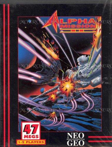 Alpha Mission 2