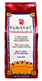 Puroast Low Acid Coffee Half Caff House Blend Drip Grind, 12 Oz, Bag