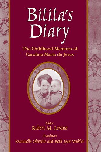 Bitita's Diary: The Autobiography of Carolina Maria de Jesus (Latin American Realities (Hardcover)) (English Edition)