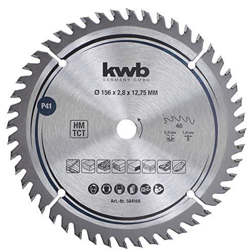 kwb 584168 Tischler-Kreissäge-Blatt,...