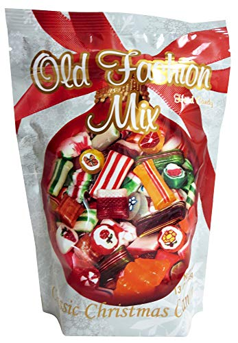 Primrose Old Fashion Mix Classic Christmas Candy 13 oz Holiday Bag