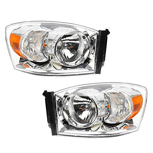 06 dodge ram headlight assembly - 6