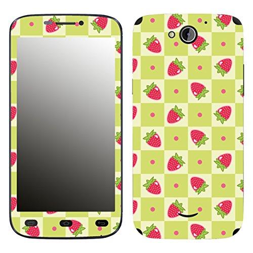 Disagu SF-106083_1146 Design Folie für Kazam Trooper X5.5, Motiv Erdbeeren 04