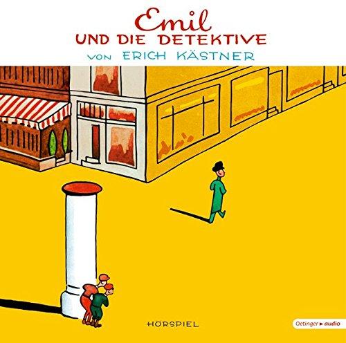 Emil und die Detektive: Vinyl-Ausgabe