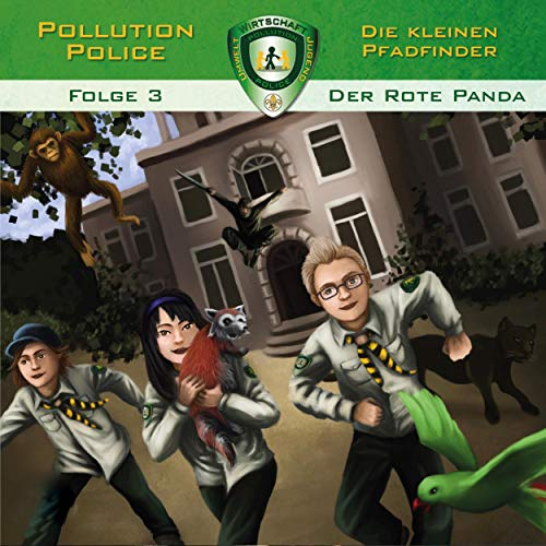 Der rote Panda cover art