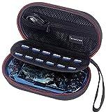 Smatree P100L Estuche de Transporte para PS Vita 1000, PSV 2000 con Funda(Consola, accesorios y...