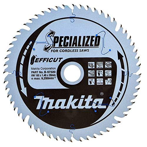 Makita B-57320 Efficut TCT Lame de scie plongeante