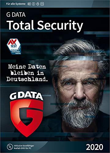 G DATA Total Security   3 Geräte - 1 Jahr