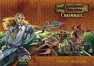 Dungeons & Dragons Chainmail: Ravilla Faction Box : Miniatures Game