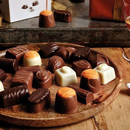 Smartbox - Caja Regalo - Kit romántico Gourmet Leon con Bombones, Fresas con Chocolate y Vino con Oro - Ideas Regalos Originales