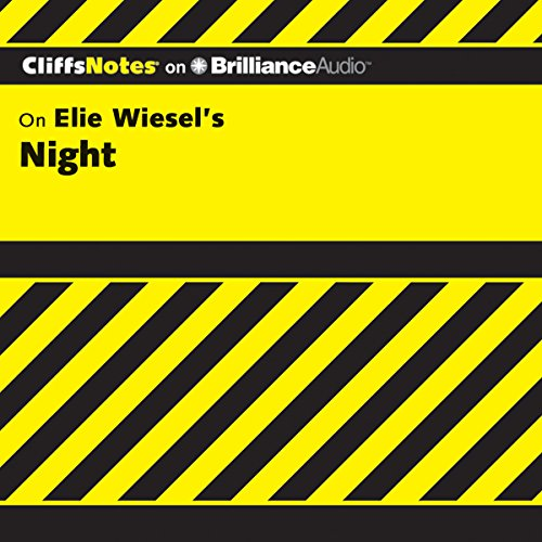 Night: CliffsNotes cover art