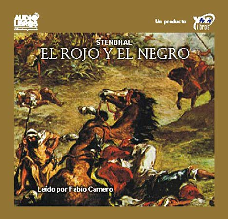 El Rojo y el Negro [The Red and the Black] audiobook cover art