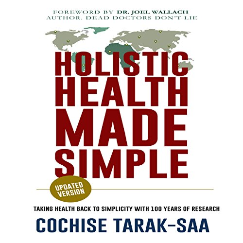 Holistic Health Made Simple cover art
