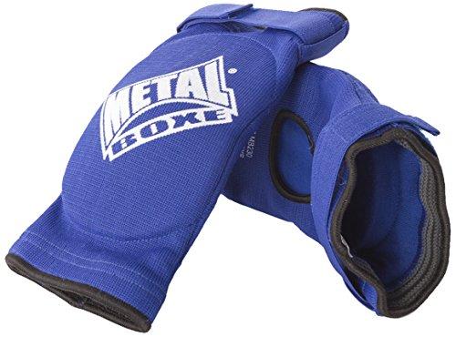 METAL BOXE - Gomitiere Blu o Rosse, Blu (Blu), Bambino