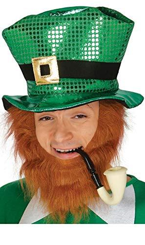 Guirca Fiestas GUI13381 -  paillettenbesetzter St. Patrick's Day Hut