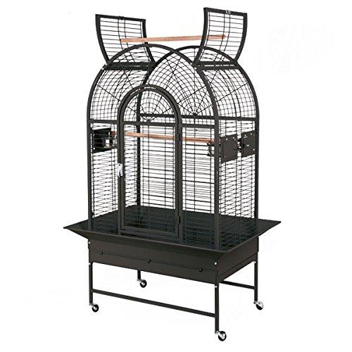 Montana Cages ® | Papageienkäfig, Designkäfig, Käfig, Zimmervoliere New Jersey - Antik für Papageien