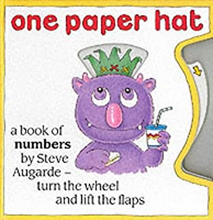 One Paper Hat (Numbers) (Purple Monster Books)