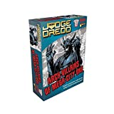 WarLord Judge Dredd Arch Villains of Mega City One Figures for Judge Dredd Miniatures Table Top War Game 652210201, Unpainted