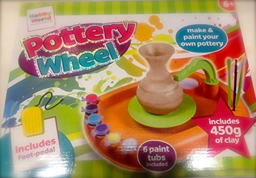 Pottery Wheels & Accessories