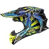X-Large : Shoei Grant 2 VFX-W Off-Road/Dirt Bike Motorcycle Helmet - TC-3 / X-Large