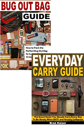Prepping for Disaster 2-Box Set: Everyday Carry Guide, Bug Out Bag Guide (English Edition)