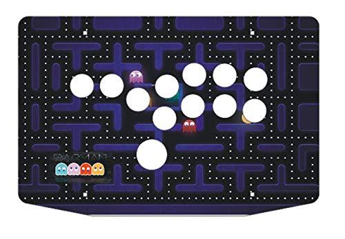JINZHIYANG RAC-J500B Alle Tasten HITBOX Style Arcade Joystick Fight StaBe Game CONTROLLE GRATIONSPLATT Platz FIT FÜR PC USB (Color : Artwork 2)