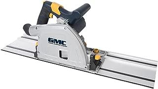 GMC 336282 Sierra de incisión con carril guía, 1400 W, 165 mm, 1400 mm